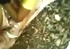Fsiblog - Mallu college beauty drilled by paramour in forest mms