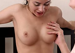 Young Sex Parties - Sex party threesome with anal
