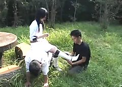 Boots De Chapter.3 Torture