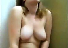 Teen Store Dress Room Dildo Orgasm