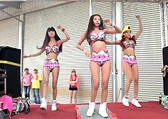 Taiwan girl dancing 1