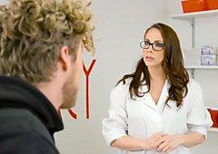 Dickhancement - Naughty doctor Chanel Preston