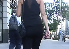 NYC Spandex Ass1